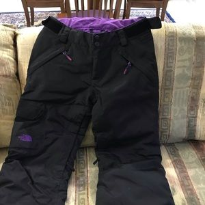 The North Face Women's Insulated Snow Pant